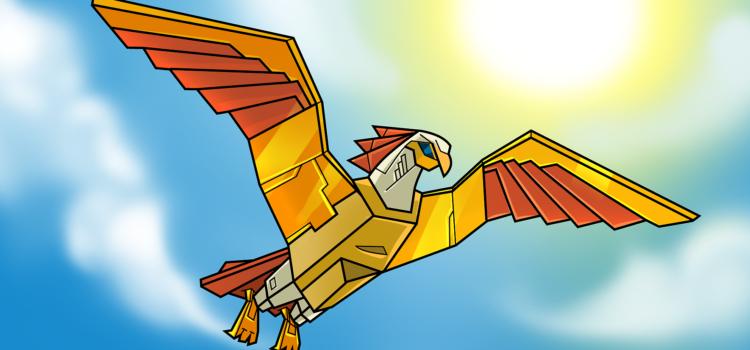 Sun Falcon