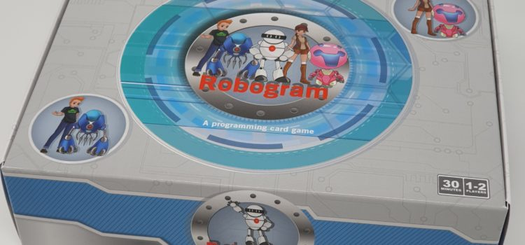 Robogram is available on Amazon