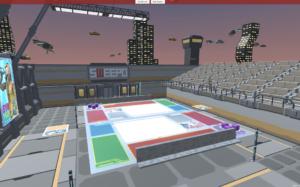 Mini Arena - Cyburbia