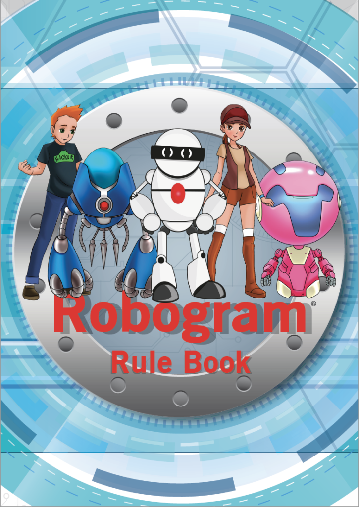 Robogram Books