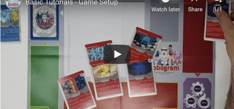 New Robogram Tutorial Video Serial Launched!