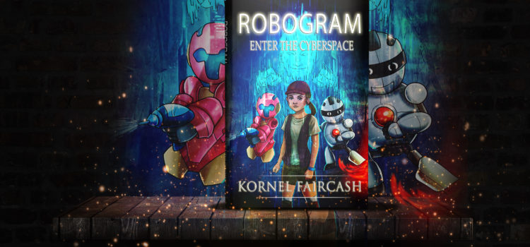 Robogram – Enter the Cyberspace is available now!